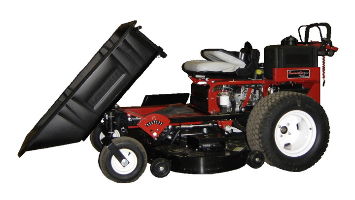Convertible Mowers Attachments